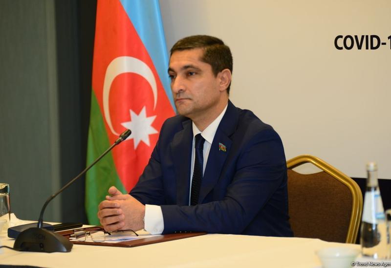Солтан Мамедов: Присоединение Азербайджана к проекту REACT-C19 - наглядный пример успешного сотрудничества с международными организациями