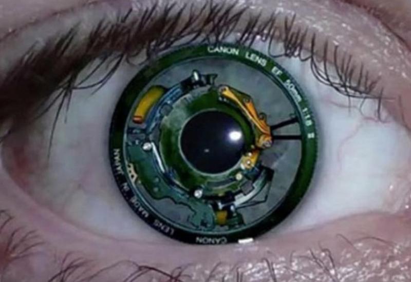 Ученые создали искусственный глаз, который видит лучше настоящего