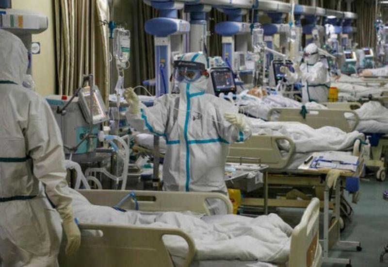 Число жертв коронавируса в Великобритании увеличилось на 282 человека