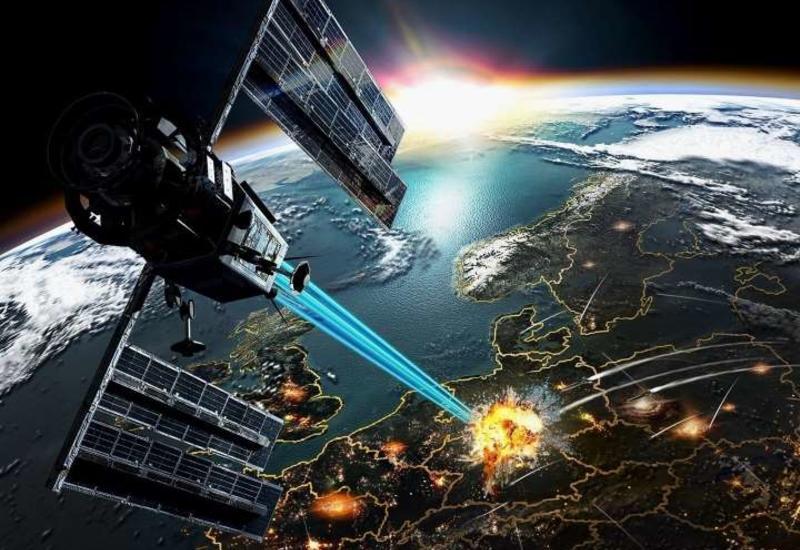 США испытали способное уничтожать самолеты в полете лазерное оружие