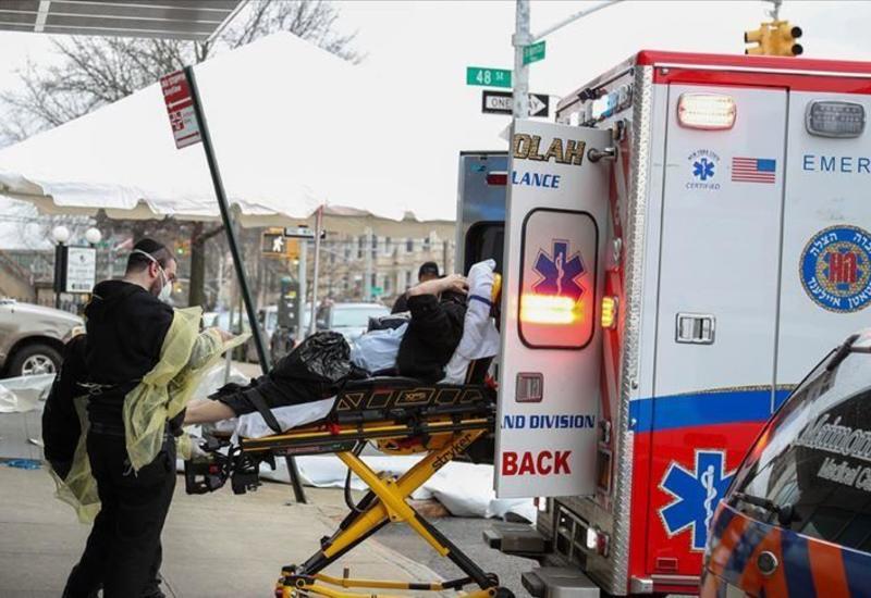 В США за прошедшие сутки от коронавируса умерли 1307 человек
