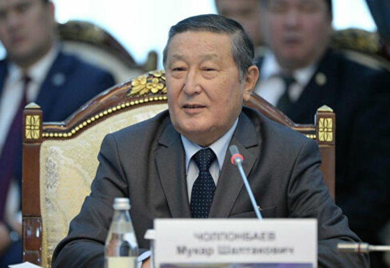 От коронавируса скончался экс-спикер парламента Кыргызстана