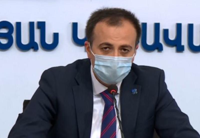 В Армении занято более 80% реанимационных коек
