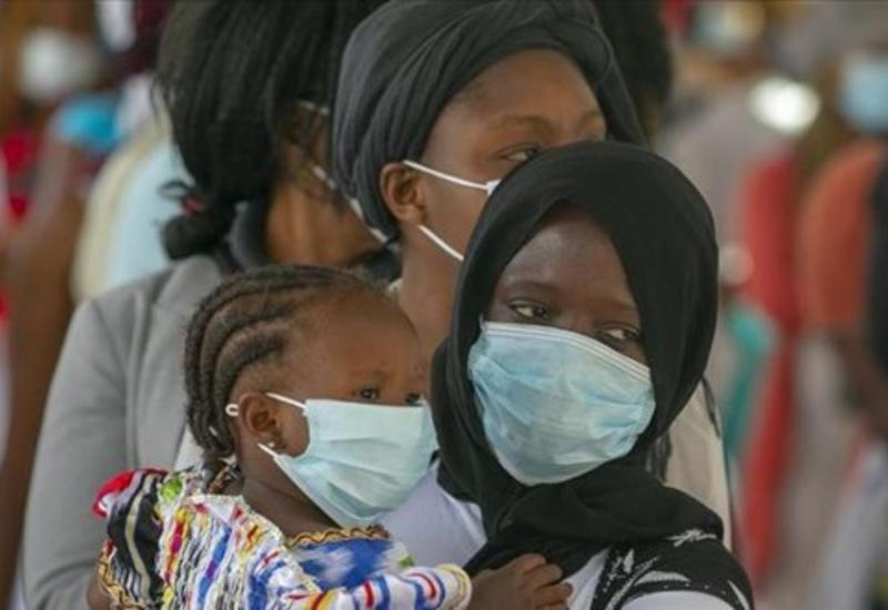 В Африке уже более 111 тысяч зараженных COVID-19