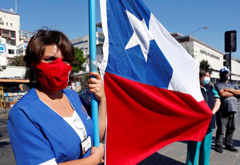 В Чили число заражений COVID-19 приблизилось к 74 тысячам