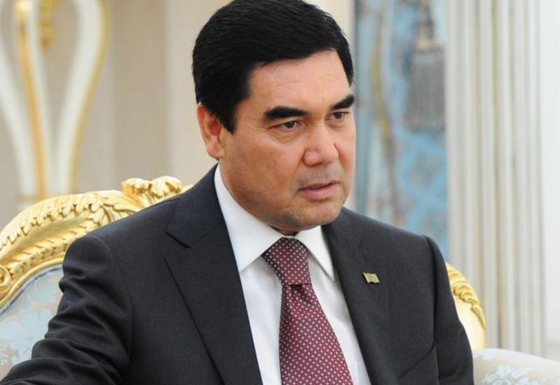 Президент Туркменистана поздравил Президента Ильхама Алиева