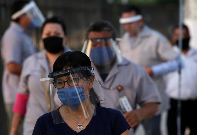 Мексика вышла на третье место в мире по количеству смертей от коронавируса