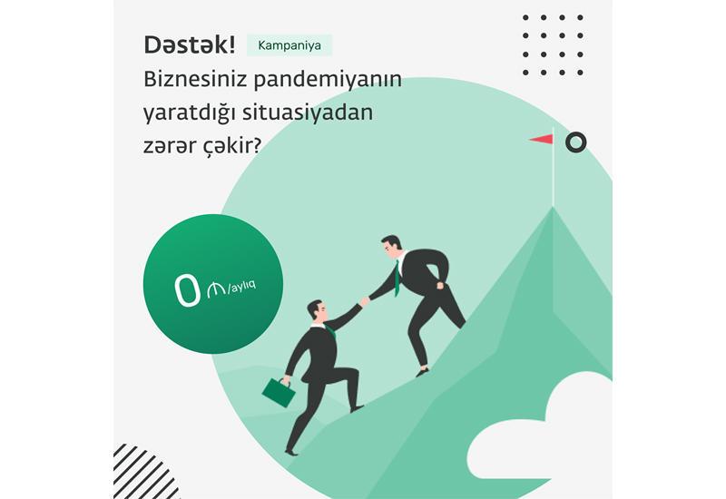 PAŞA Bank yaranmış şəraitdə bizneslərə dəstək göstərmək üçün tam yeni 3 tarif paketi hazırlayıb (R)