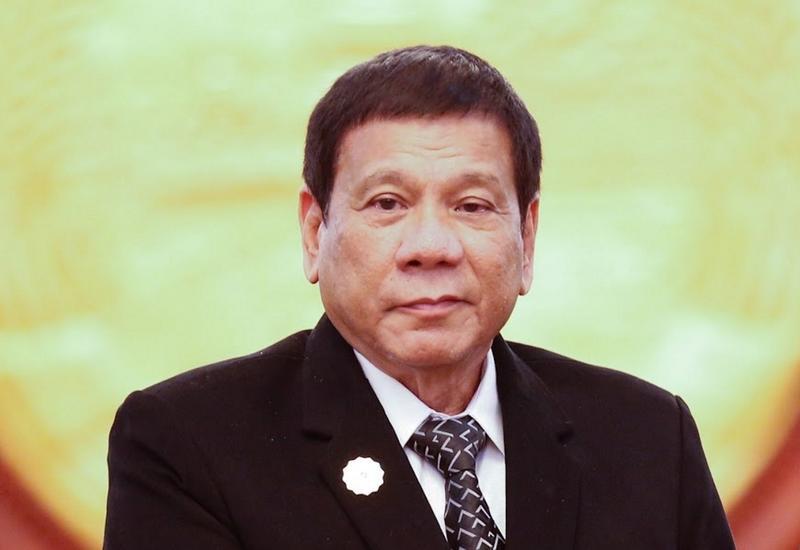 Президент Филиппин Родриго Роа Дутерте поздравил Президента Ильхама Алиева