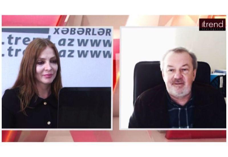 Председатель Клуба «Валдай» Андрей Быстрицкий: Проекты, связанные с оживлением торговли, станут одними из приоритетных для Азербайджана и РФ