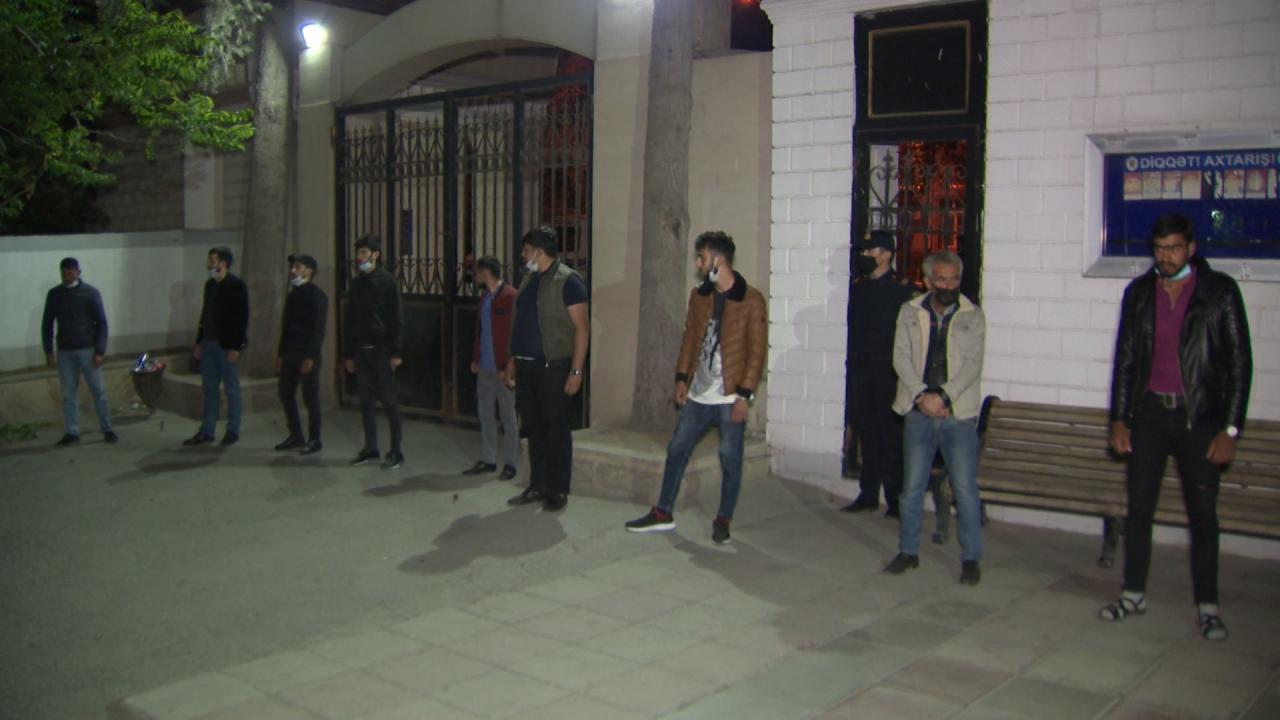 В Баку выявили незаконно действующий ресторан