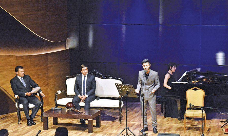 """Центр мугама представил очередной концерт в рамках проекта """"Bizi birləşdirən mədəniyyət"""""""