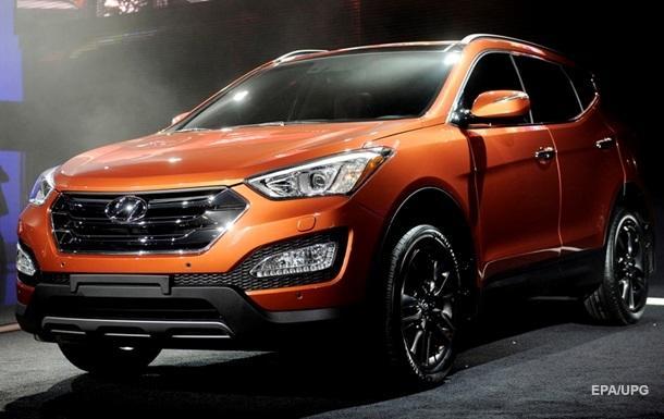 Hyundai показала новый и обновленный Santa Fe
