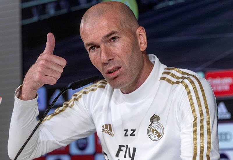 Зидан – лучший тренер в истории Лиги чемпионов по версии Squawka