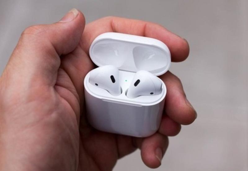 Наушники Apple помогут следить за здоровьем