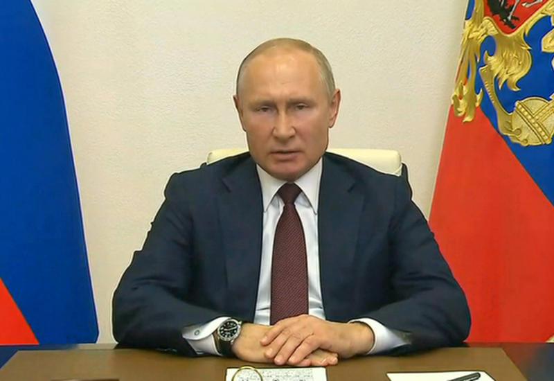 Владимир Путин назвал дату Парада Победы