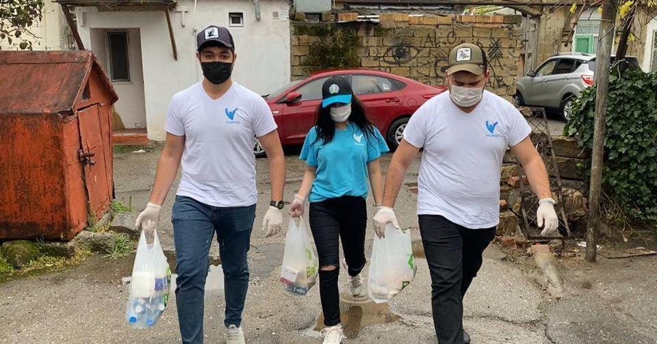 Волонтеры AFFA приняли участие в акциях Координационного центра волонтеров Азербайджана