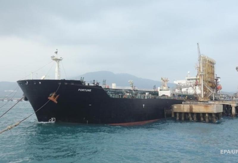 В Венесуэлу прибыл третий танкер с топливом из Ирана