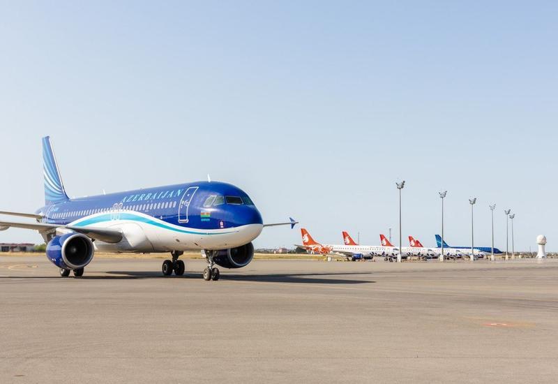 На этой неделе AZAL выполнит еще один специальный рейс в Стамбул