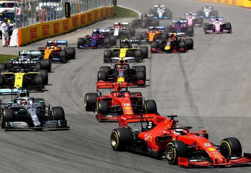 "Этап ""Формулы-1"" в Нидерландах отменен"