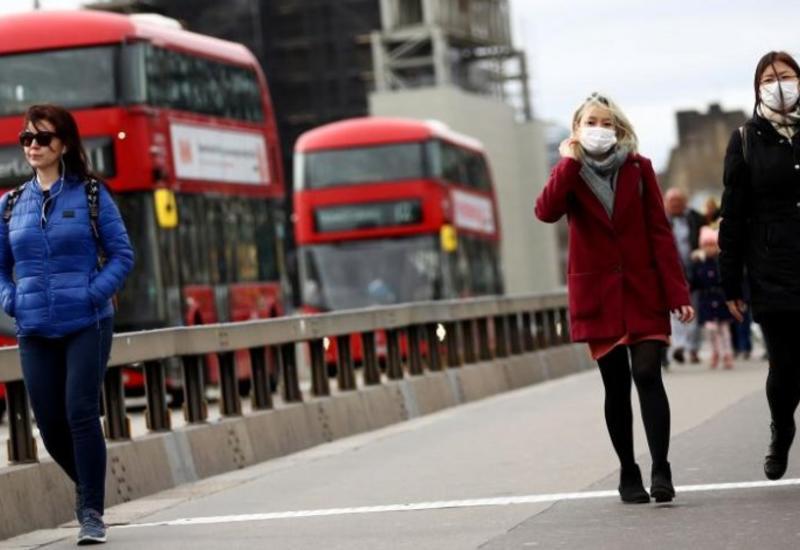 Великобритания возглавила мировой рейтинг смертности от коронавируса