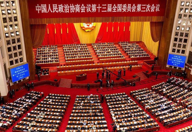 Парламент Китая одобрил разработку законопроекта о нацбезопасности в Гонконге