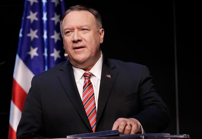 Майк Помпео: США твердо привержены урегулированию нагорно-карабахского конфликта