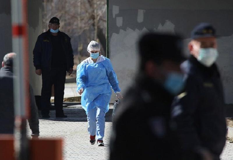 Число зараженных коронавирусом в Грузии достигло 738