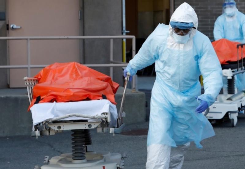 В США выявили более 45 тысяч новых случаев COVID-19