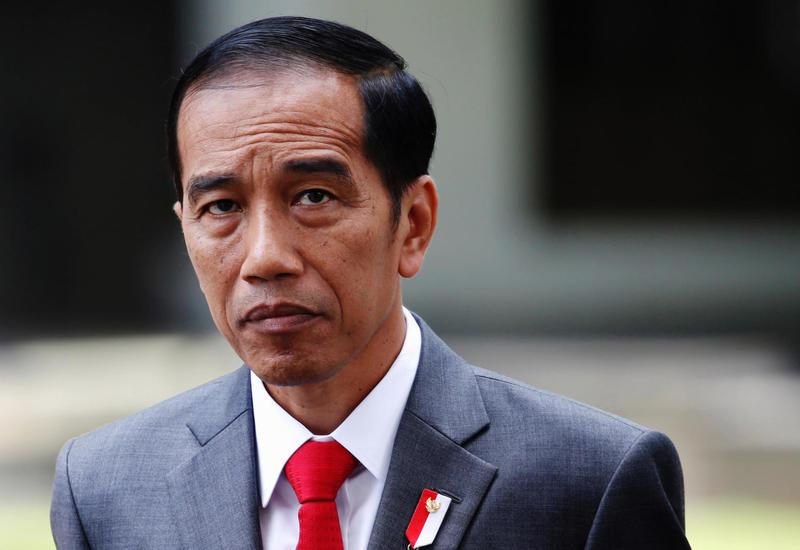 Глава Индонезии поздравил Президента Ильхама Алиева