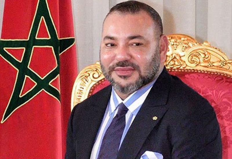Король Марокко поздравил Президента Ильхама Алиева
