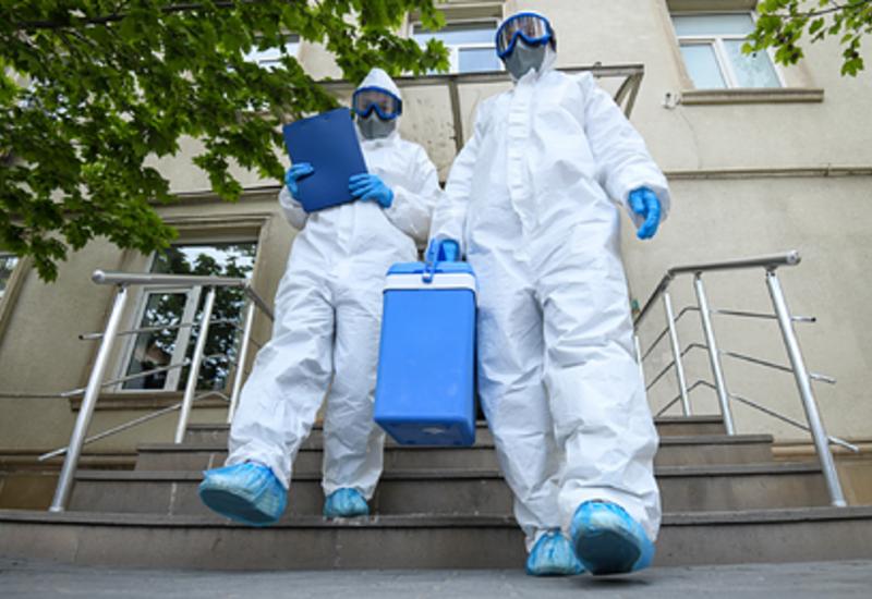 Общее число заразившихся коронавирусом в мире превысило 5,69 миллиона