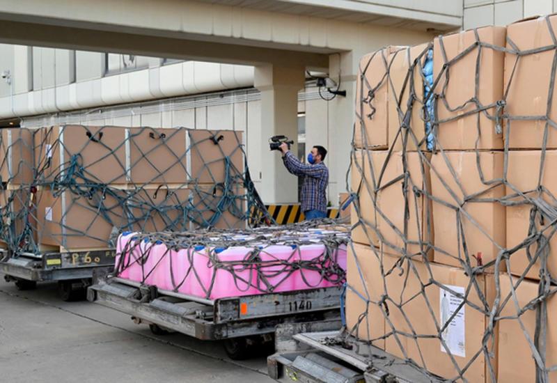 США направили в Россию еще 150 аппаратов ИВЛ