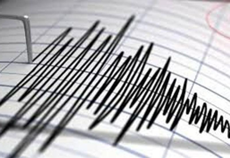 В Иране произошло землетрясение силой 4,2 балла