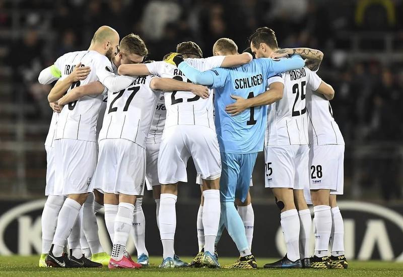 Австрийский ФК ЛАСК лишили очков и оштрафовали за возвращение к общекомандным тренировкам во время карантина