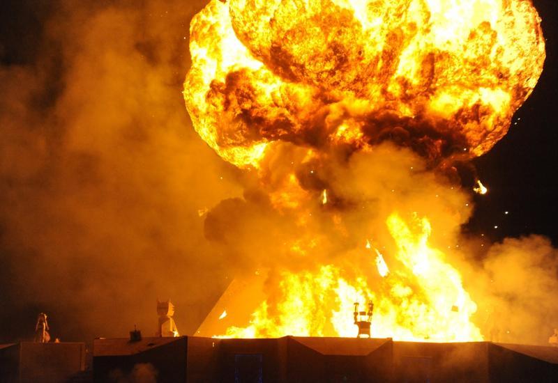 В Турции на одной из фабрик прогремел взрыв, есть погибший