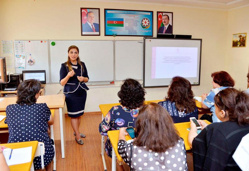 Минобразования Азербайджана огласило результаты дополнительного трудоустройства учителей