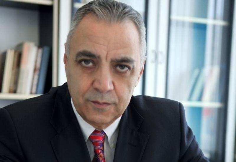 Глава азербайджанской диаспоры России Фазиль Курбанов поздравил Президента Ильхама Алиева