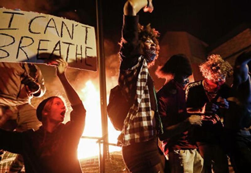 В Детройте погиб один человек во время протестов