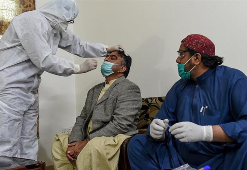 В Пакистане ввели обязательный масочный режим