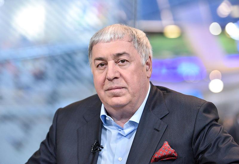 Михаил Гуцериев поздравил Президента Ильхама Алиева