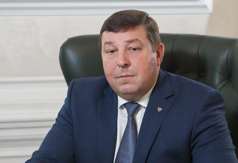 Ректор Первого МГМУ имени Сеченова поздравил Президента Ильхама Алиева
