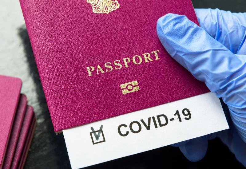 В Азербайджане может быть применен паспорт COVİD-19