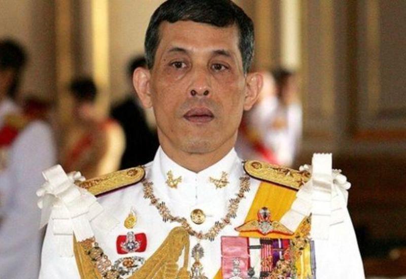 Король Таиланда поздравил Президента Ильхама Алиева