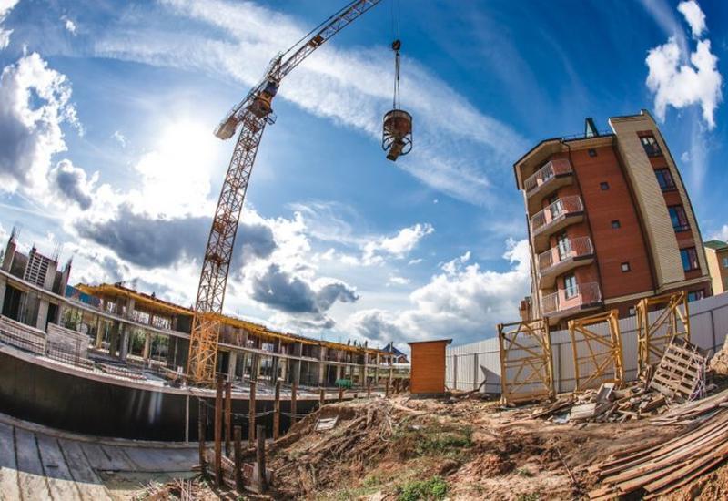 В Азербайджане в строительном секторе выросли зарплаты
