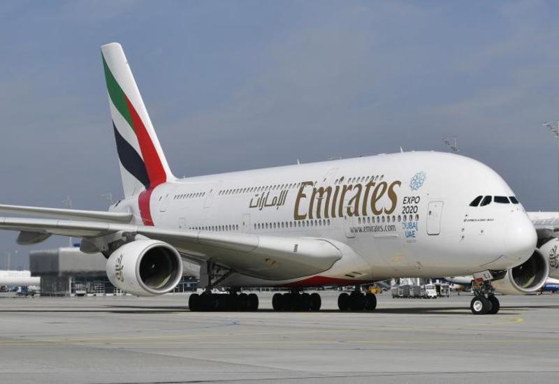 Авиакомпания Emirates сократила часть сотрудников из-за пандемии
