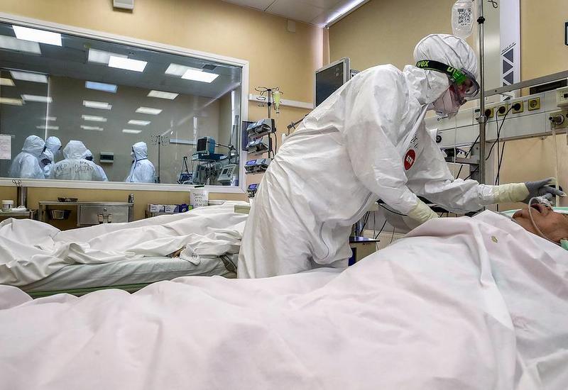 Число случаев заражения коронавирусом в России превысило 400 тыс.