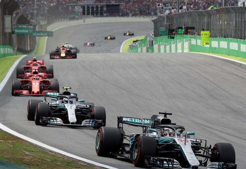"""Этап """"Формулы-1"""" в Бразилии планируется провести со зрителями"""