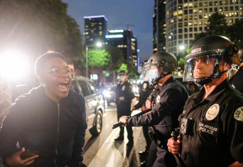 Свыше 1,3 тыс. человек задержаны в ходе протестов в 16 городах США
