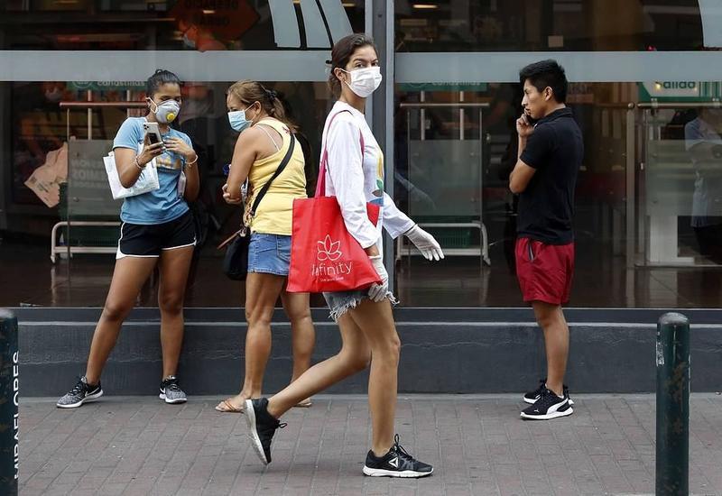 В Перу коронавирусом заразились более 155 тысяч человек